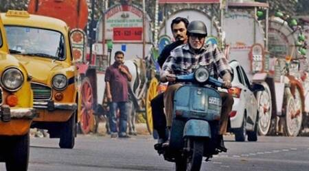 TE3N movie review, TE3N review, TE3N film review, TE3N, Amitabh Bachchan, Nawazuddin Siddiqui, Vidya Balan, film review, review, movie review, entertaiment news