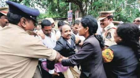 Telangana judges stir, Warangal bar association, Judges Dharna, Judges protest, Telangana local court, Hyderabad High court, latest News, India News