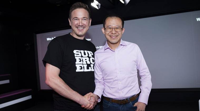 Tencent has agreed to buy Finnish game-maker Supercell from Japanese mobile giant SoftBank for .6 billion (Source: Reuters)