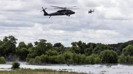 Texas floods death toll rises to 16, body of four missing soldiers found