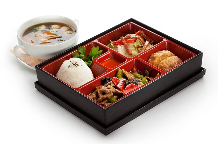 Thai BentoBox at The Oberoi, Bengaluru.