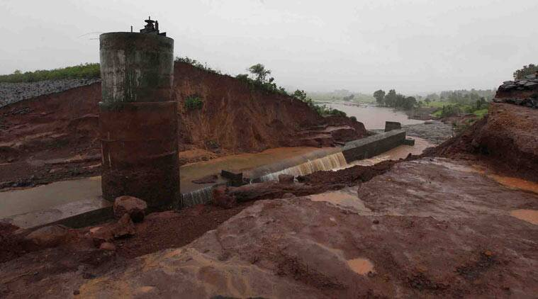 kalu river, kalu river dam, kalu river dam construction, Maharashtra acb kalu river dam, Konkan Irrigation Development Corporation, KIDC kalu river dam corruption, maharashtra news, mumbai news, thane news, latest news