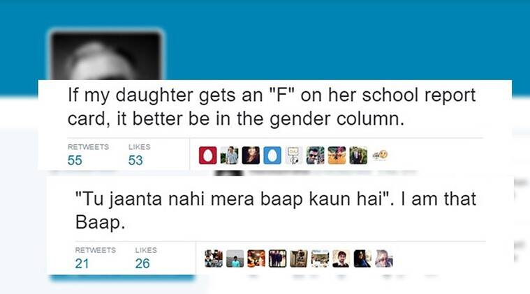 Father's Day, Happy Father's Day, TheIndianFather, typical Indian father, typical Indian dad dialogues, Twitter parody account