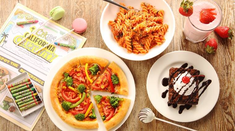 The Kids' Meal at California Pizza Kitchen's outlets in Mumbai.