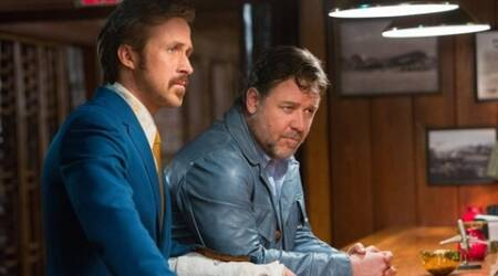 The Nice Guys movie review: Two stars for Russell Crowe, Ryan Goslingstarrer