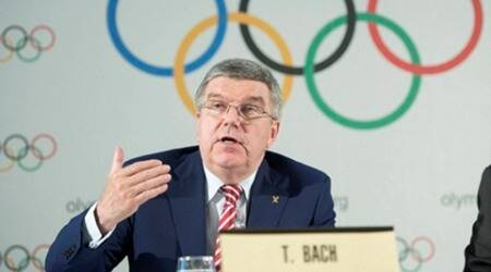 IOC president Thomas Bach won't speculate on chances of Russia going to Rio 2016Olympics