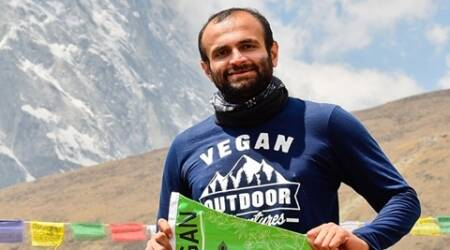 This Mumbaikar just climbed Everest, and he's vegan