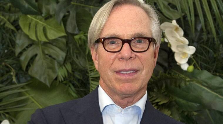 US fashion designer Tommy Hilfiger poses before his fashion show in the frame of the New York Fashionweek in New York, US, 14 September 2015. EFE/MIGUEL RAJMIL
