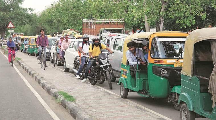 chandigarh transport system, gujarat company, world bank, Chandigarh Transport Undertaking, chandigarh news, indian express