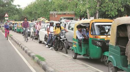chandigarh transport system, gujarat company, world bank, Chandigarh Transport Undertaking, chandigarh news, indian express