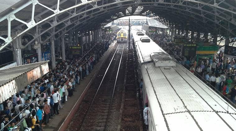 Mumbai, mumbai trains, mumbai local trains, dadar, churchgate, news, mumbai trains, mumbai train delay