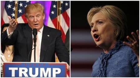 Hillary Clinton, Donald Trump draw battle lines for ill-tempered campaign fight