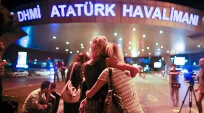 36 killed in one of the deadliest terror attacks on Istanbul airport