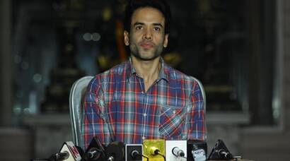 Tusshar Kapoor proudly announces the arrival of his son Laksshya