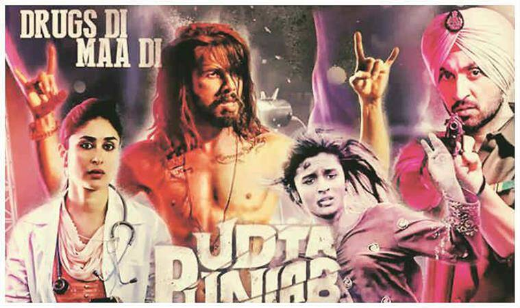 Punjab drug issue, Punjab government, Udta Punjab, Udta Punjab controversy, Udta Punjab High Court, Shahid kapoor, Anurag Kashyap, Diljit Dosanjh, Kareena Kapoor, CBFC Udta Punjab, Udta Punjab leak, Udta Punjab Release, regional news