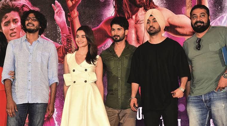 udta punjab, Shahid Kapoor, anurag kahsyap, Diljit Dosanjh, bollywood, bollywood movies, drugs movie, hindi movies