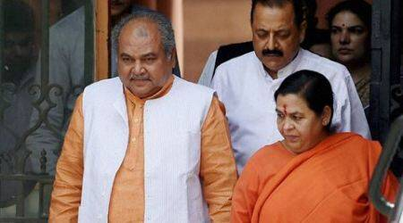 Subramanian Swamy is my hero, Ram temple in Ayodhya by 2017: Uma Bharti