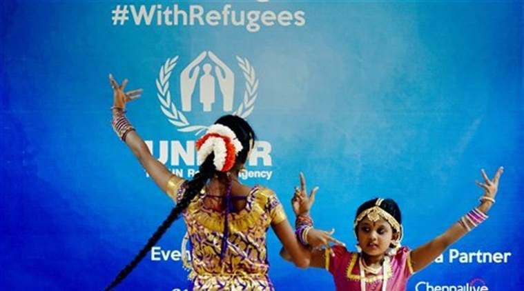 unhcr, world refugee day, new refugee policy, unhcr mission india, unhcr india, with refugee unhcr, india news