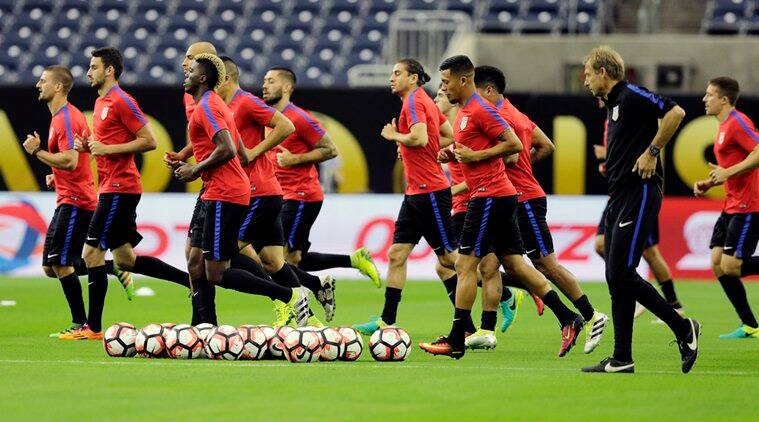 USA play Argentina in Copa America semi finals on Tuesday. (Source: AP)
