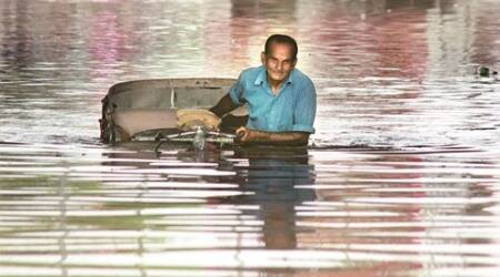 Nine children among thirteen killed as heavy rain lashes UttarPradesh