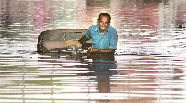Uttar Pradesh, MeT department, Uttar Pradesh Rains, 9 children die in rains in Uttar Pradesh, heavy rainfall in Uttar Pradesh, Latest news, India News