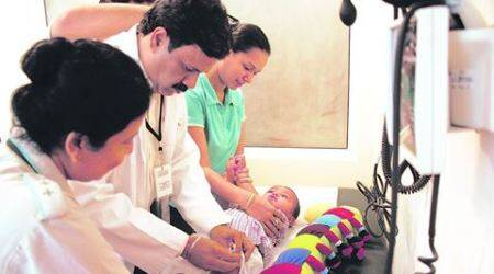Only two-third child population gets timely vaccination in India: American Study