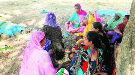 For Vadodara's 25 displaced Muslim women, a refuge-cemetery