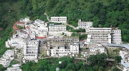 Jammu's Mata Vaishnodevi shrine ropeway project to undergo trial shortly