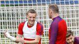 Euro 2016: Roy Hodgson dismisses report of Wayne Rooney-Jamie Vardy rift