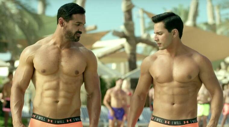 Excited Porno bollywood celebrity john abraham means not