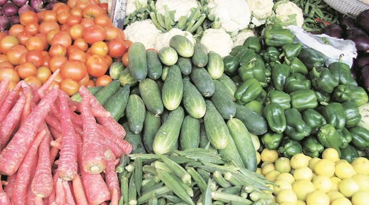 vegetable prices, high vegetable price, Tomatoes, Peas, capsicum, cauliflower, cucumber, vegetable prices Chandigarh, latest news, latest india news, latest city news, latest Chandigarh news
