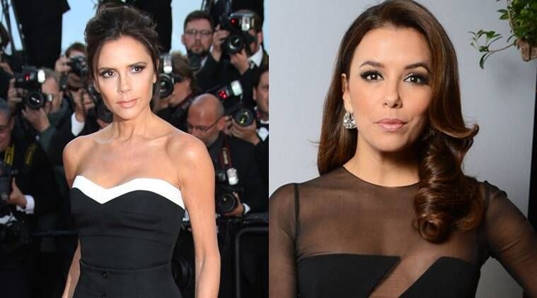 Eva Longoria, Victoria Beckham, José Baston, Eva longoria wedding, Eva longoria wedding dress, Victoria beckham news, Eva longoria news, Entertainment news