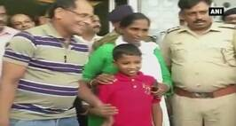 Abducted Indian Boy Returns Home After Six Years