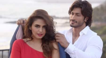Huma Qureshi teams up with Vidyut Jamwal for a romanticsingle