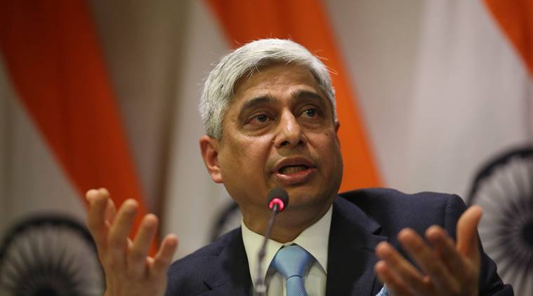 demonetisation, note ban, MEA, ministry of external affairs, ministry spokesperson Vikas Swarup, Dean of Diplomatic Corps, foreign missions, india news, indian express news