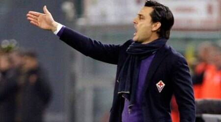 Montella named as new AC Milan manager