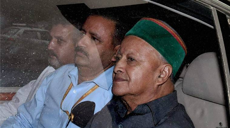 CBI, Virbhadra Singh, Virbhadra Singh sources of income, Virbhadra Singh wealth accumulation, Virbhadra, Singh, Himachal Pradesh CM, Himachal Pradesh Chief Minister, Himachal CM virbhadra Singh, Virbhadra Singh children, virbhadra singh wife, Himachal Pradesh, India News