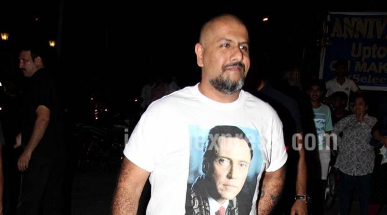 vishal dadlani, tarun sagar, vishal dadlani tweet, jain monk, jain monk tweet, vishal dadlani protection, vishal dadlani arrest, singer vishal dadlani, tarun sagar remark, vishal dadlani remark on jain monk, nude jain monk, haryana assembly, indian express news, entertainment news