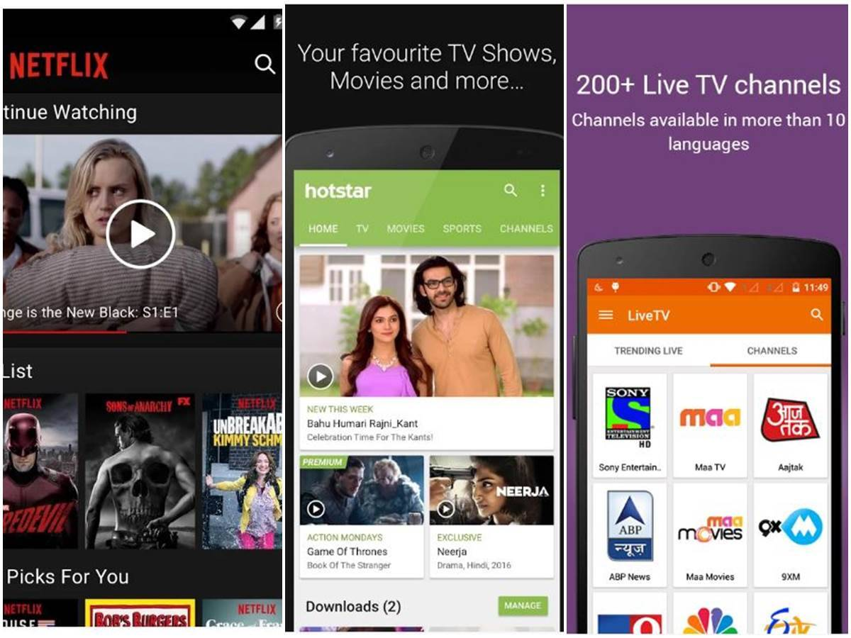 Netflix, hotstar or the rest: Which video platform is the