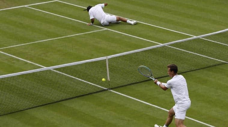 Wimbledon 2016, 2016 Wimbledon, Tomas Berdych, Tomas Berdych Wimbledon, Berdych Wimbledon, Sports News, Sports