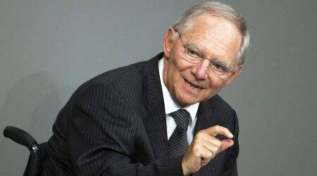 Turkey is acting like former Communist East Germany, says Wolfgang Schaeuble