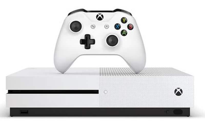 Microsoft, Microsoft Xbox One S, Microsoft E3 2016, E3 2016 event, Xbox briefing E3, Xbox One S pic, Xbox One white, new Xbox, new Xbox console, technology, technology news