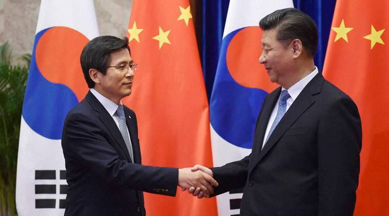 china and south korea economic relationship