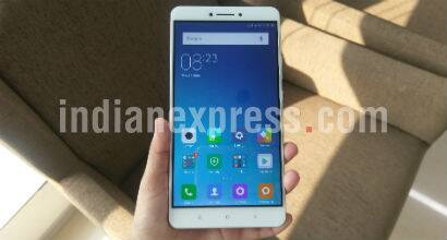 Xiaomi Mi Max: First look at the smartphone giant
