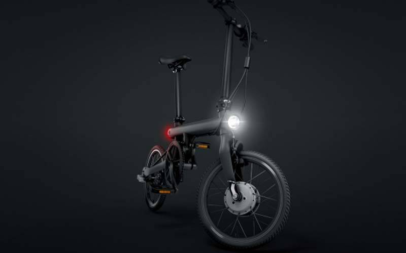 Xiaomi launches new QiCycle smart electric bike in China