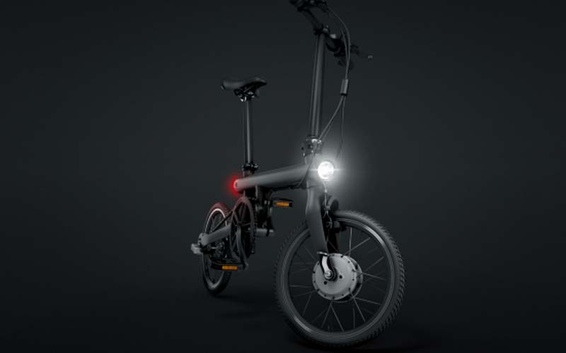Xiaomi, Xiaomi SmartBike, Xiaomi QiCycle, Xiaomi QiCycle bike, Xiaomi Bike, Xiaomi smart bike launched, Xiaomi QiCycle price, Xiaomi QiCycle specs, Xiaomi QiCycle foldable, technology, technology news