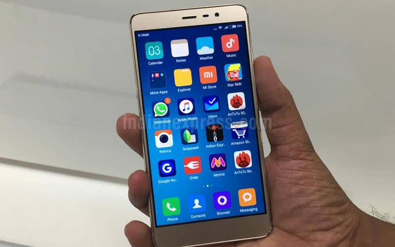best service 9c582 39c5b Xiaomi Redmi Note 3 will be available on Flipkart, Snapdeal as well ...