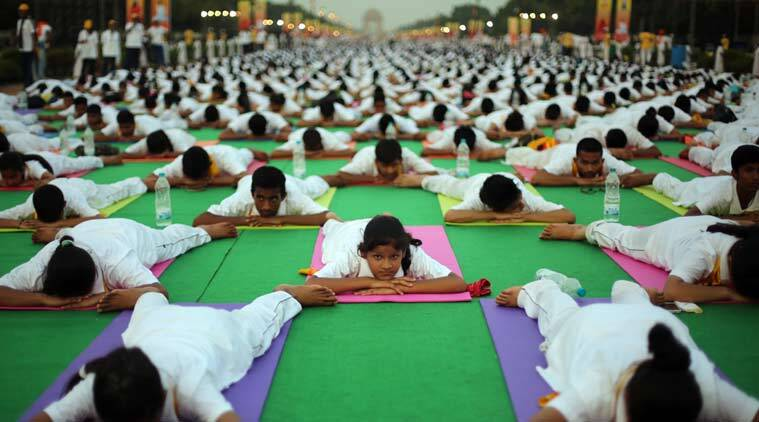 narendra modi,  international yoga day, pm modi, modi, yoga day, yoga day modi, modi yoga day preparations, ram dev baba yoga day, baba ramdev yoga day, modi news, india news, latest news