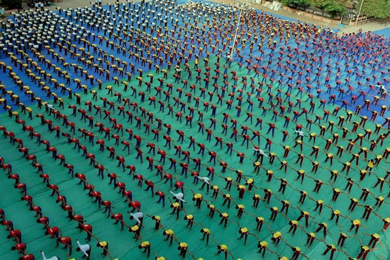International yoga day, yoga day pakistan, International yoga day pakistan, india high commission, Ministry of external affairs, Indian high commission Pakistan, Pakistan yoga day, India news