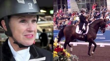 Sue Hearn, Sue Hearn Australia, Sue Hearn horse riding, Sue Hearn Sydney Olympics, Sue Hearn Rio Olympics, Rio 2016 Olympics, Olympics, Rio, horse riding